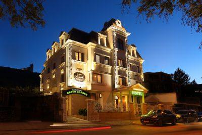 Хотел Green Palace, град Шумен